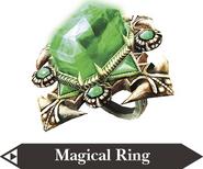 Hyrule Warriors Ring Magical Ring (Render)