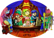 Tri Force Heroes artwork 7