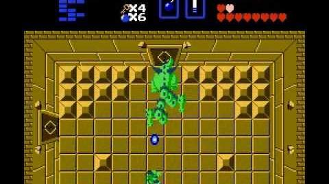 Gleeok Level 4 (The Legend of Zelda)