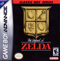 TLoZ Classic NES Series GBA