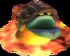 Toadpoli feu