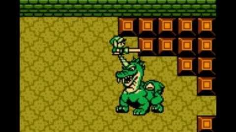 Zelda Oracle Of Seasons - Boss 1 Aquamentus