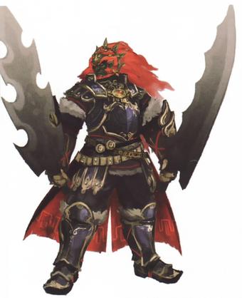 Ganondorf Hyrule Warriors Zeldapedia Fandom