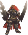 Hyrule Warriors Artwork Ganondorf (Concept Art)