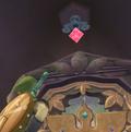 Interrupteur de cristal retourné SS