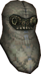 Masque de Yéti