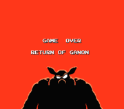 Game Over (The Adventure of Link)