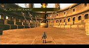 Link en el Circo del Espejo TP