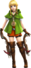 Linkle Artwork HWL