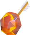 Ocarina of Time & Majora's Mask Arrows Fire Arrow (Render).png