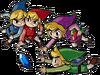 Four Swords Adventures Links