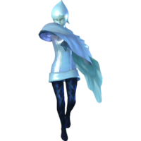 Hyrule Warriors Fi Standard Outfit (Queen of Fairies Recolor - Master Quest DLC)
