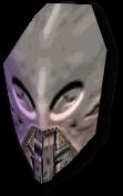 Masque du géant