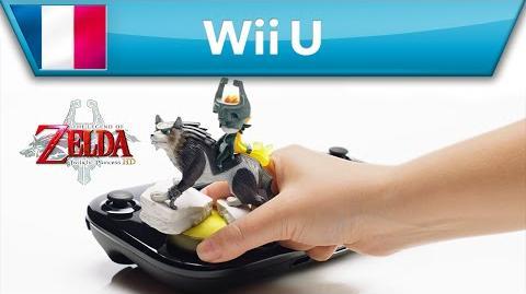The Legend of Zelda Breath of the Wild - amiibo Link loup