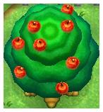 A Link Between Worlds Apples Apple Tree (Streetpass Tree)