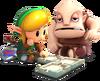 Link et Igor LAS