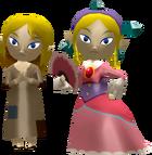 Mina figurine