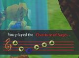 Overture of Sages