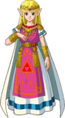 Prinzessin Zelda (A Link to the Past)