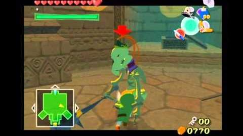 Stalfos (The Wind Waker)