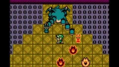 Zelda Oracle Of Seasons - Boss 7 Gleeok-0