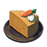 Breath of the Wild Food Dish (Cakes) Carrot Cake (Icon).png