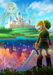 Characters (A Link Between Worlds)