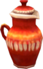 Pot Potion Rouge TP