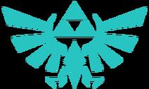 ハイラル王家の紋章 青