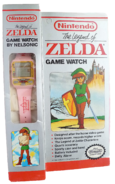 The Legend of Zelda Game Watch (rosa)