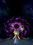 Zelda possédée par Mallard