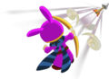 A Link Between Worlds Ravio Bow & Arrow (Artwork)