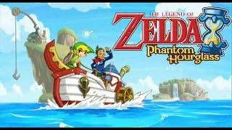 Phantom Hourglass OST- 'Tetra and the Pirates'