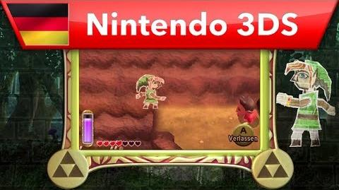 The Legend of Zelda A Link Between Worlds - Launch Trailer (Nintendo 3DS)