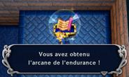Arcane d'Endurance 1