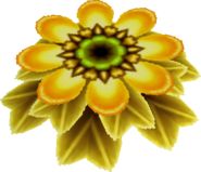 Flor Deku amarilla