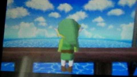 Legend of Zelda Phantom Hourglass - Ending 3