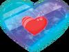 Pieza Corazón TMC