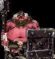 Skyward Sword Metal Shield Moblin (Artwork)