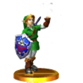Trofeo Link Adulto SSB3DS