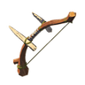 Breath of the Wild Bokoblin Bows Spiked Boko Bow (Icon)