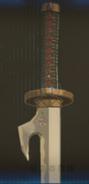 Espada del vigilante (emblema en la hoja) BotW