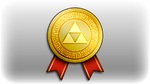Medalla de oro - Hyrule Warriors