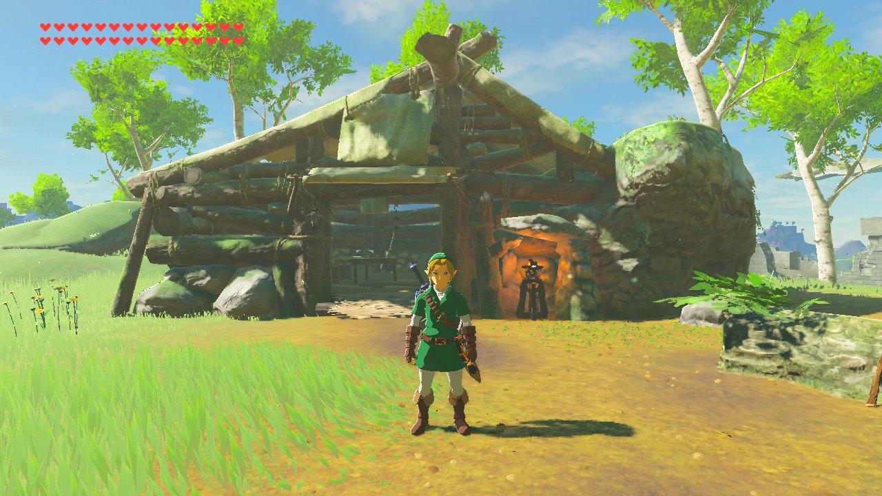 Woodcutters House Zeldapedia Fandom Powered By Wikia