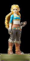 Zelda amiibo BotW