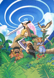Characters (Link's Awakening)