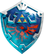 Escudo Hylian (Skyward Sword)