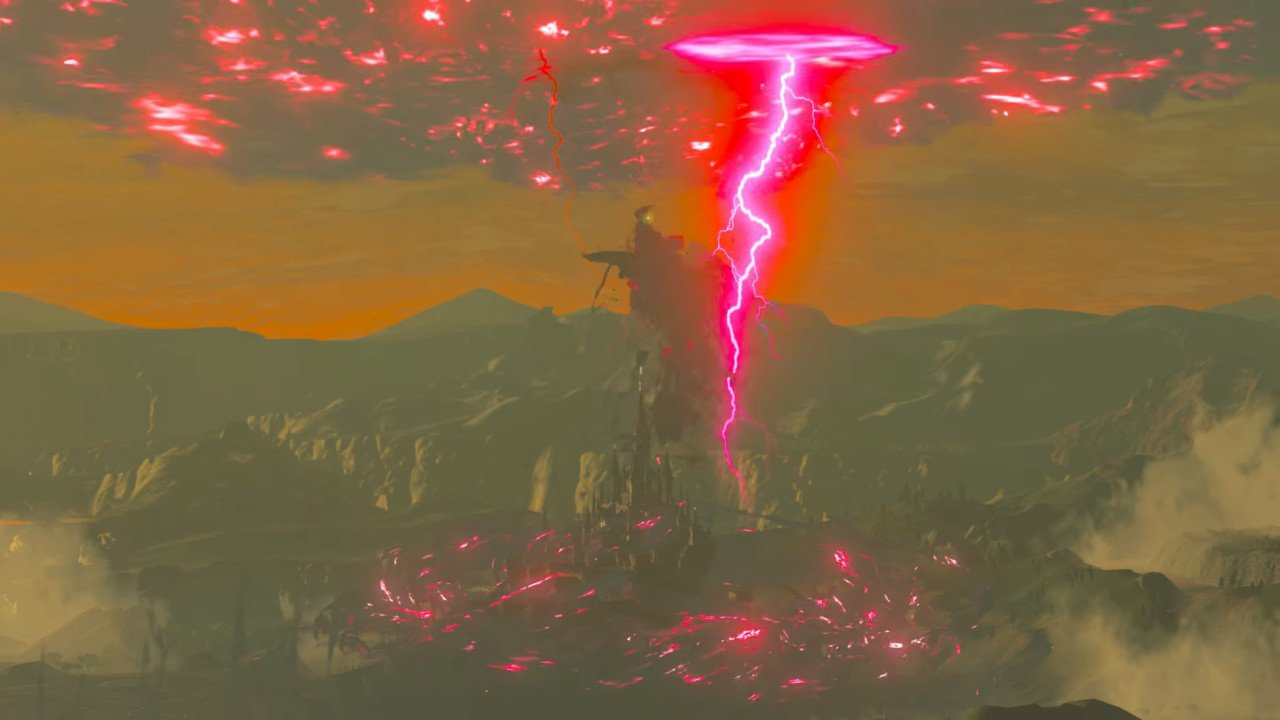 Calamity Ganon Zeldapedia Fandom