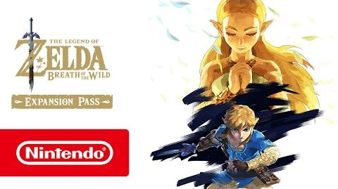 The Legend of Zelda Breath of the Wild - Pass d'extension