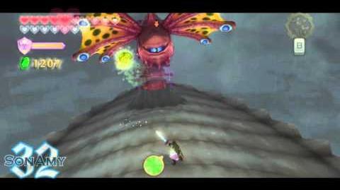 Zelda Skyward Sword Dolphin - Boss 9 Aleginor (Modo Heroe)-0